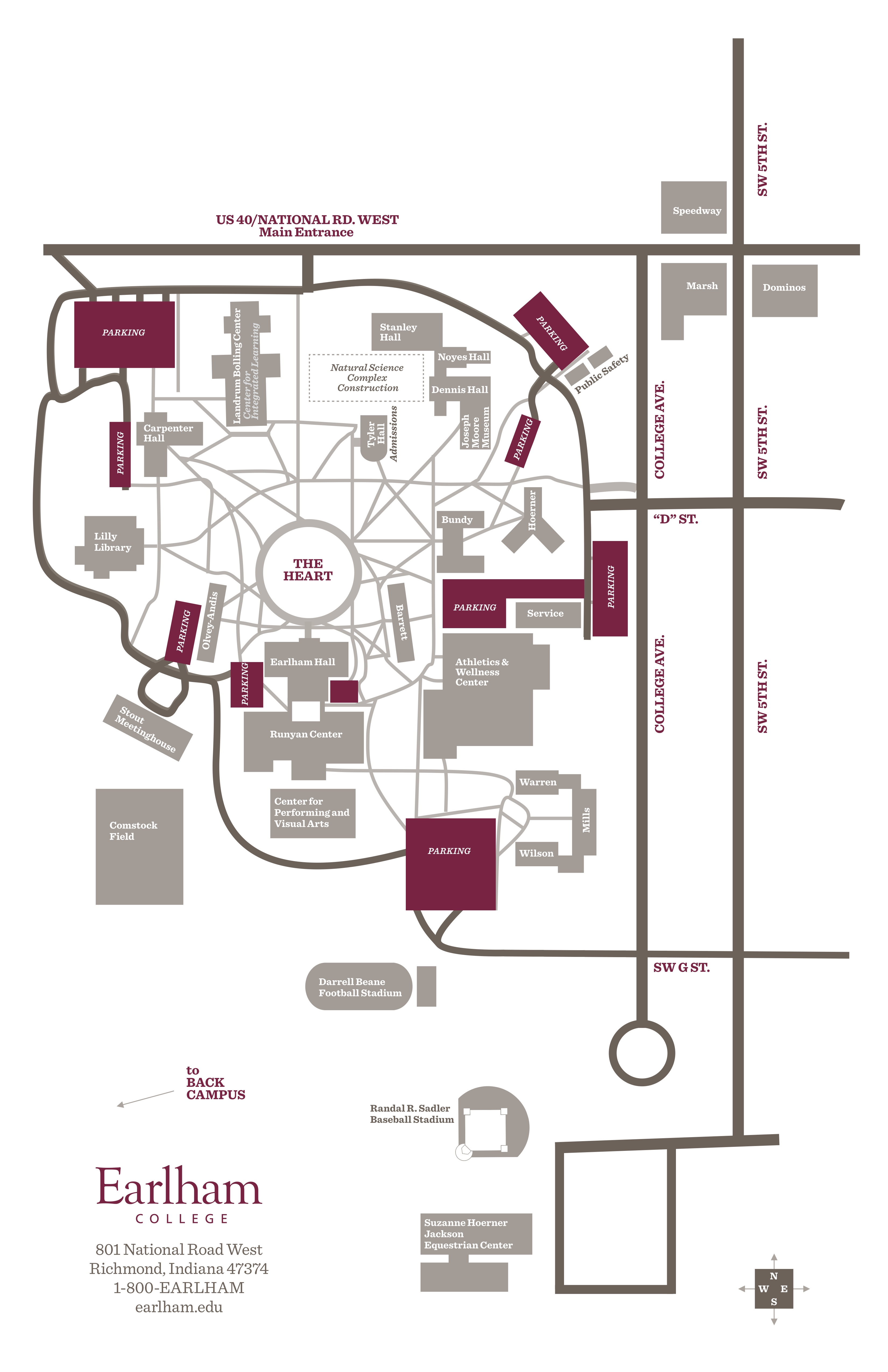 Bundy Campus Map.Where To Find Us The Peer Lab